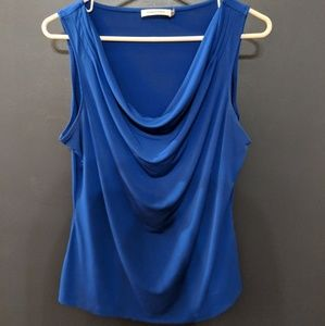 Royal Blue Calvin Klein Shell